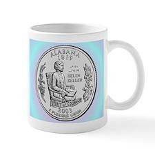 Alabama State Quarter Mug