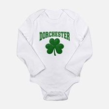 Dorchester Irish Long Sleeve Infant Bodysuit
