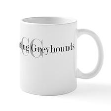 Celebrating Greyhounds Magazine Mug