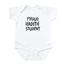 hadith student Infant Bodysuit