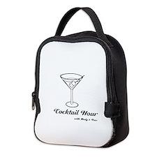 cocktail logo_header_01_100.png Neoprene Lunch Bag