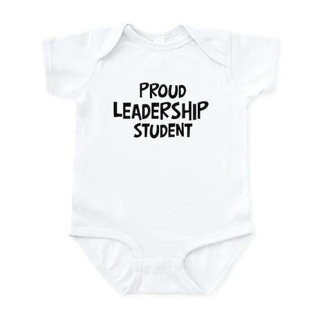 leadership student Infant Bodysuit