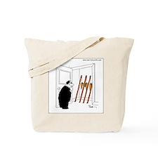 Carrots on sticks Tote Bag