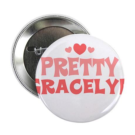 "Gracelyn 2.25"" Button (10 pack)"