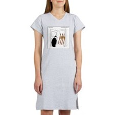 Carrots on sticks Women's Nightshirt