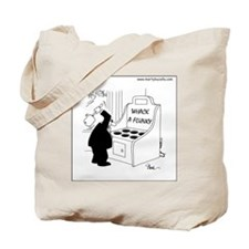 Whack A Flunky Tote Bag