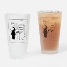Whack A Flunky Drinking Glass