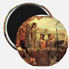 Lancelot and Guinevere Magnets (10 pack) Magnets
