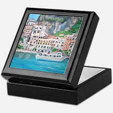 Amalfi Coast, Italy Keepsake Box