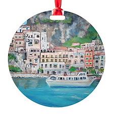 Amalfi Coast, Italy Ornament