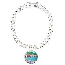 Cefalù, Italy Charm Bracelet, One Charm