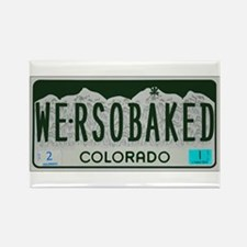 Funny Colorado Rectangle Magnet