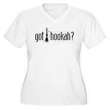 Got Hookah? Got Sheeshah? Plus Size T-Shirt
