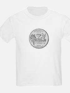 Arkansas State Quarter Kids T-Shirt