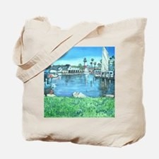 Oceanside Harbor Tote Bag