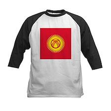Flag of Kyrgyzstan Baseball Jersey