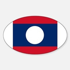 Flag of Laos Decal