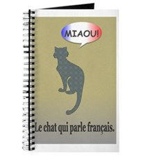 Le Chat Qui Parle Français Journal