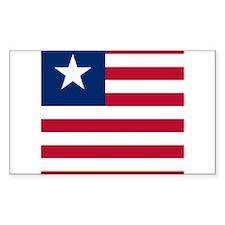 Flag of Liberia Decal