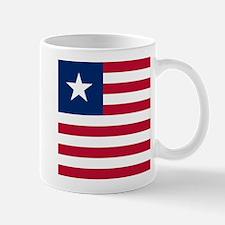 Flag of Liberia Mugs