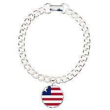 Flag of Liberia Bracelet