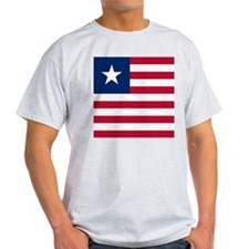Flag of Liberia T-Shirt