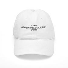organizational psychology stu Baseball Cap