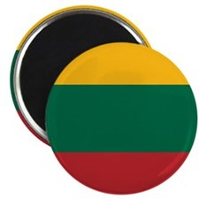 Flag of Lithuania Magnets