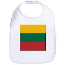 Flag of Lithuania Bib