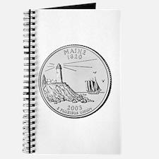 Maine State Quarter Journal