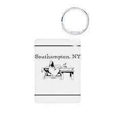 southampton lounger Keychains