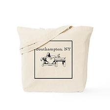 southampton lounger Tote Bag