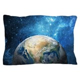 Planet earth Pillow Cases