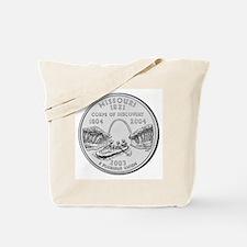 Missouri State Quarter Tote Bag