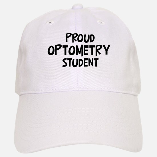 optometry student Baseball Baseball Cap