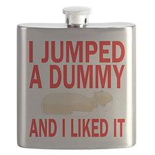 I jumped a dummy Flask