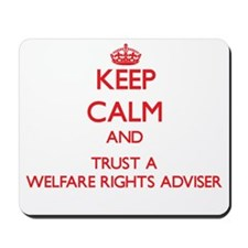 Keep Calm and Trust a Welfare Rights Adviser Mouse