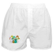 Spring Flowers 14 Boxer Shorts
