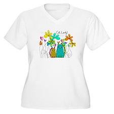 Spring Flowers 13 Plus Size T-Shirt