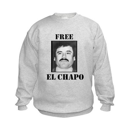 Free El Chapo Sweatshirt