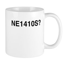 NE1410S? (Anyone for Tennis?) Mugs