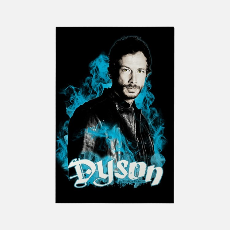 Lost Girl Dyson The Wolf Rectangle Magnet