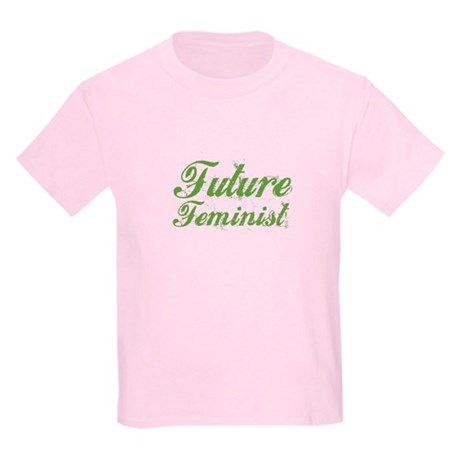 Future Feminist Kids Light Kids Light T-Shirt