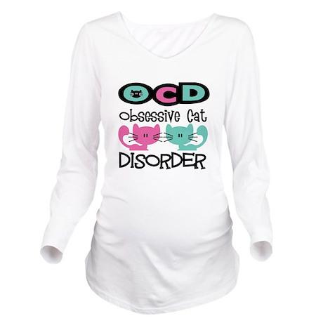OCD Long Sleeve Maternity T-Shirt