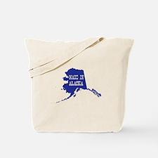 Made In Alaska Tote Bag