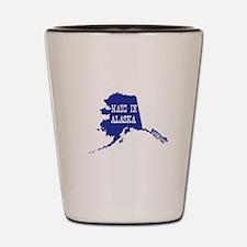 Made In Alaska Shot Glass