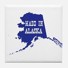 Made In Alaska Tile Coaster