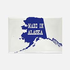 Made In Alaska Rectangle Magnet