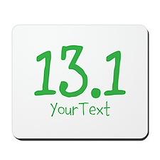 Customize GREEN 13.1 Mousepad