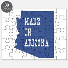 Made in Arizona Puzzle